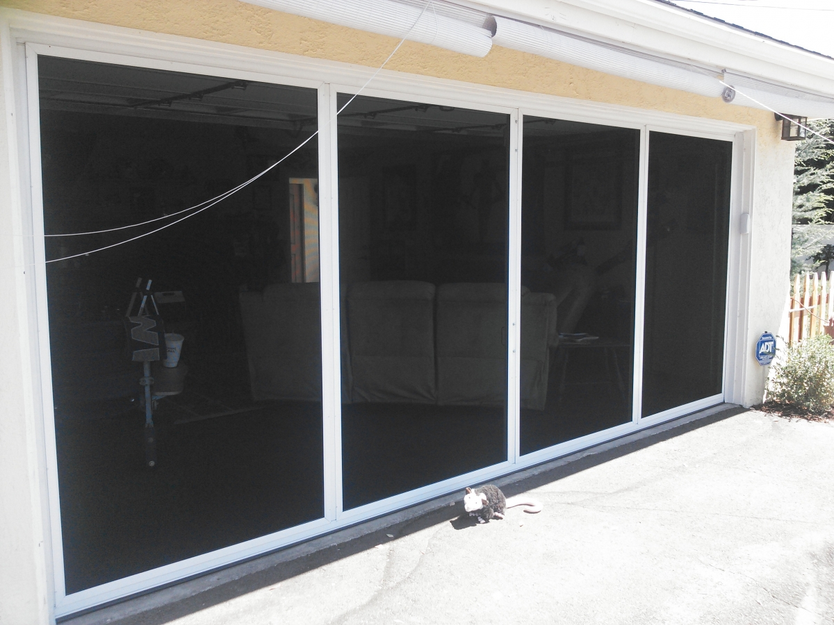 Commercial Industrial Screens Tiger Wire Screens